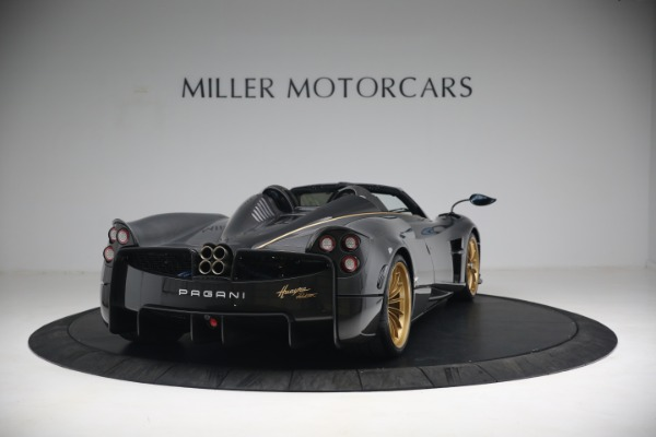 Used 2017 Pagani Huayra Roadster for sale Call for price at Aston Martin of Greenwich in Greenwich CT 06830 7