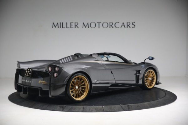 Used 2017 Pagani Huayra Roadster for sale Call for price at Aston Martin of Greenwich in Greenwich CT 06830 8