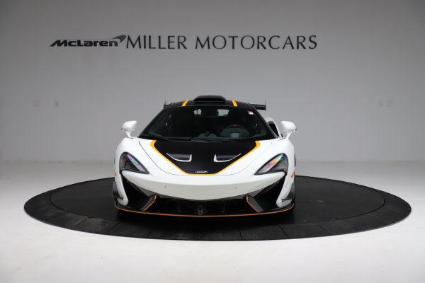 New 2020 McLaren 620R for sale Sold at Aston Martin of Greenwich in Greenwich CT 06830 10