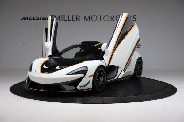 New 2020 McLaren 620R for sale Sold at Aston Martin of Greenwich in Greenwich CT 06830 11