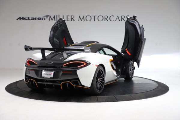 New 2020 McLaren 620R for sale Sold at Aston Martin of Greenwich in Greenwich CT 06830 14