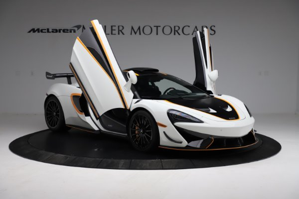 New 2020 McLaren 620R for sale Sold at Aston Martin of Greenwich in Greenwich CT 06830 15
