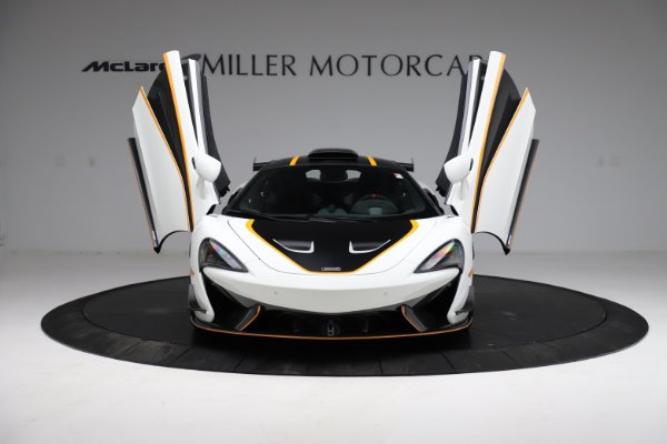 New 2020 McLaren 620R for sale Sold at Aston Martin of Greenwich in Greenwich CT 06830 16