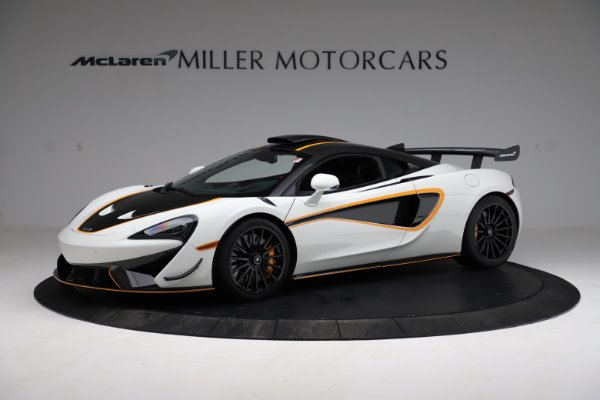New 2020 McLaren 620R for sale Sold at Aston Martin of Greenwich in Greenwich CT 06830 2