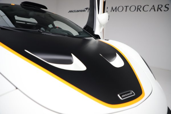 New 2020 McLaren 620R for sale Sold at Aston Martin of Greenwich in Greenwich CT 06830 27