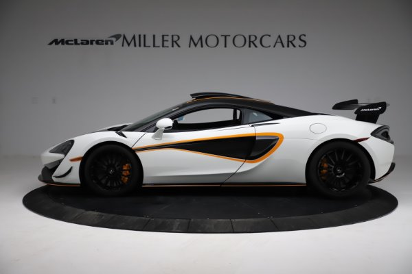 New 2020 McLaren 620R for sale Sold at Aston Martin of Greenwich in Greenwich CT 06830 3