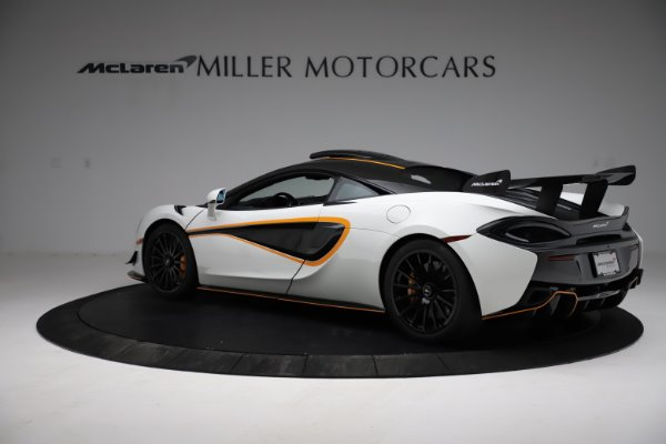 New 2020 McLaren 620R for sale Sold at Aston Martin of Greenwich in Greenwich CT 06830 4