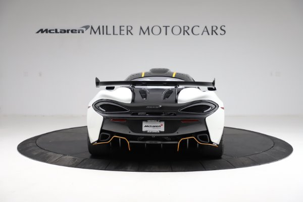 New 2020 McLaren 620R for sale Sold at Aston Martin of Greenwich in Greenwich CT 06830 5