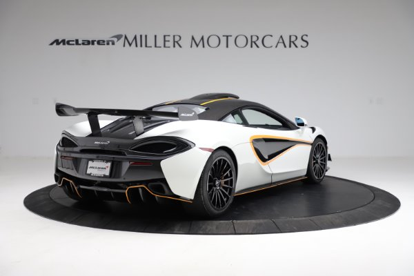 New 2020 McLaren 620R for sale Sold at Aston Martin of Greenwich in Greenwich CT 06830 6