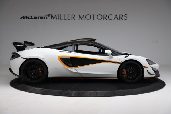New 2020 McLaren 620R for sale Sold at Aston Martin of Greenwich in Greenwich CT 06830 7