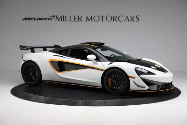 New 2020 McLaren 620R for sale Sold at Aston Martin of Greenwich in Greenwich CT 06830 8