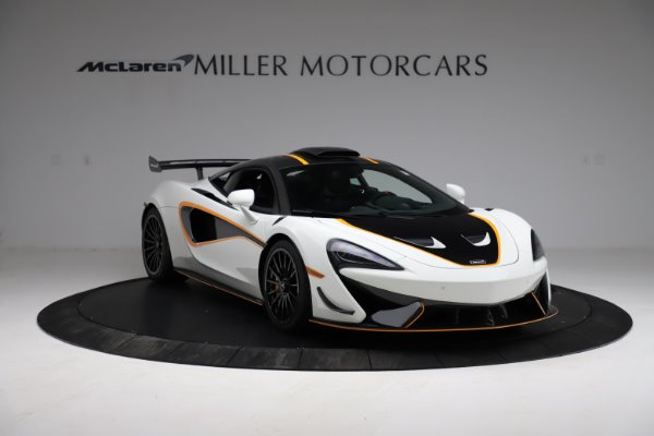 New 2020 McLaren 620R for sale Sold at Aston Martin of Greenwich in Greenwich CT 06830 9