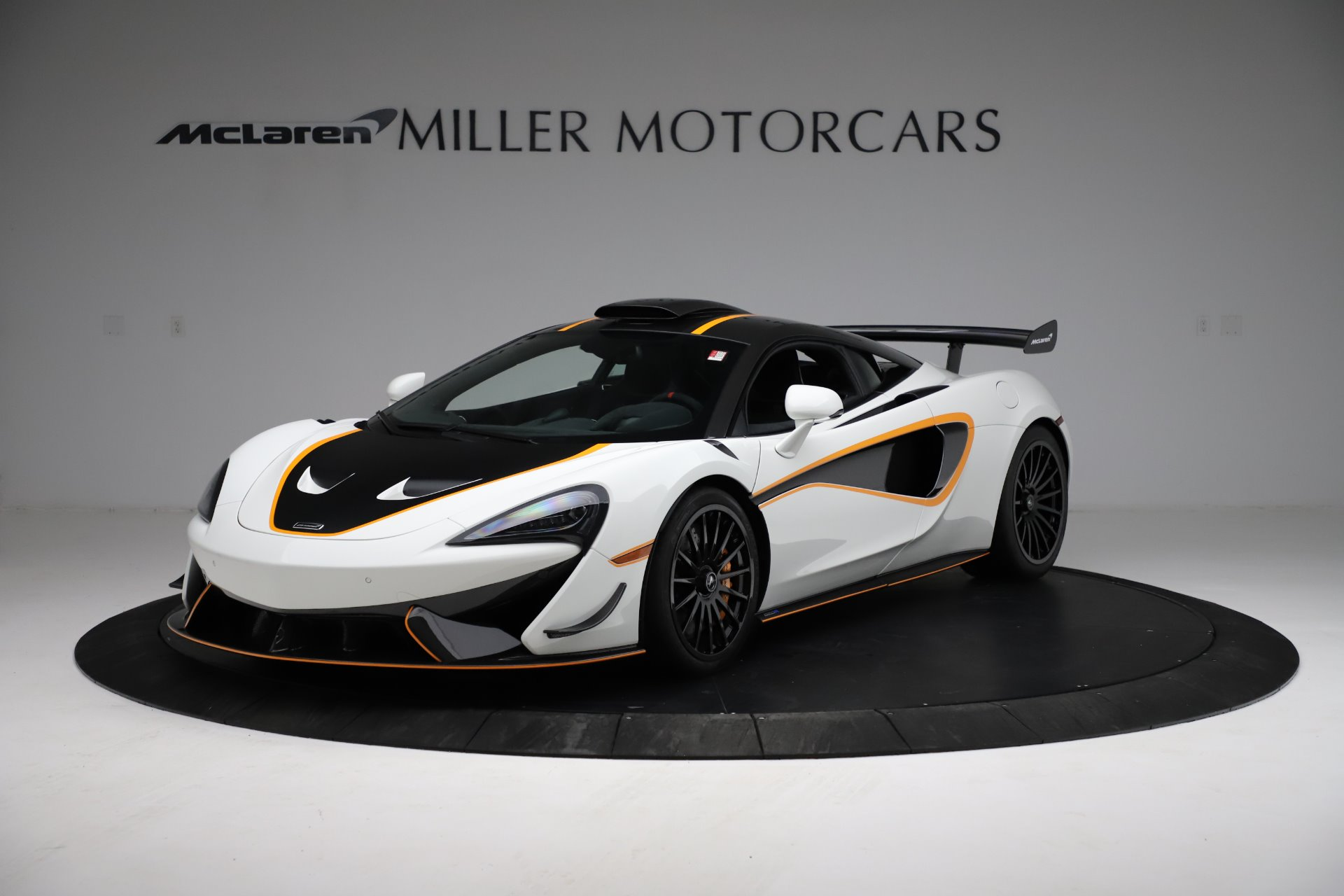 New 2020 McLaren 620R for sale Sold at Aston Martin of Greenwich in Greenwich CT 06830 1