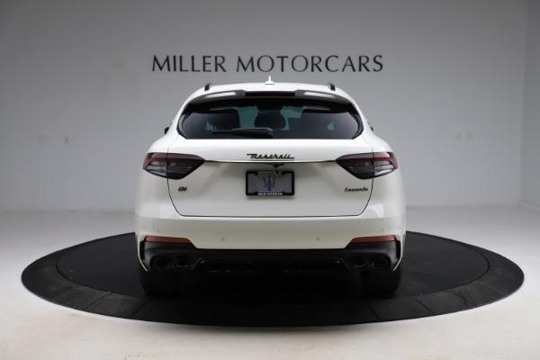 New 2021 Maserati Levante Q4 GranSport for sale Sold at Aston Martin of Greenwich in Greenwich CT 06830 10