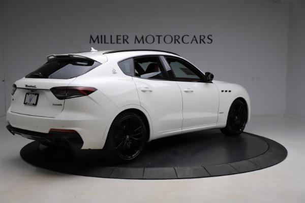 New 2021 Maserati Levante Q4 GranSport for sale Sold at Aston Martin of Greenwich in Greenwich CT 06830 12