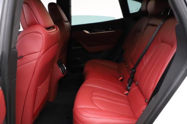 New 2021 Maserati Levante Q4 GranSport for sale Sold at Aston Martin of Greenwich in Greenwich CT 06830 18
