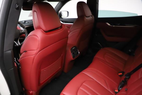 New 2021 Maserati Levante Q4 GranSport for sale Sold at Aston Martin of Greenwich in Greenwich CT 06830 19