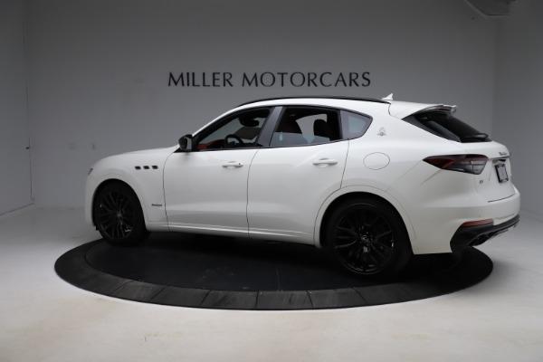 New 2021 Maserati Levante Q4 GranSport for sale Sold at Aston Martin of Greenwich in Greenwich CT 06830 8
