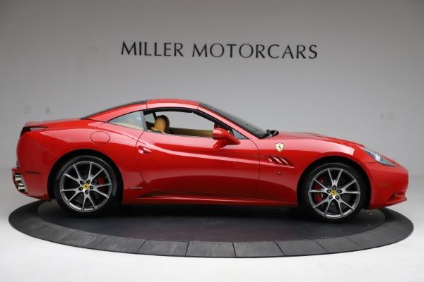 Used 2010 Ferrari California for sale Sold at Aston Martin of Greenwich in Greenwich CT 06830 17