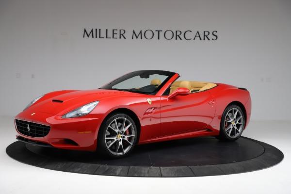 Used 2010 Ferrari California for sale Sold at Aston Martin of Greenwich in Greenwich CT 06830 2
