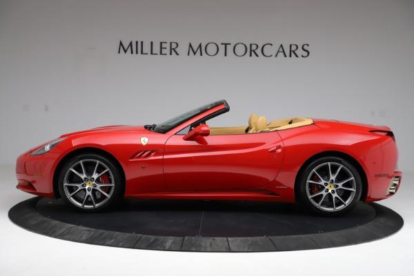 Used 2010 Ferrari California for sale Sold at Aston Martin of Greenwich in Greenwich CT 06830 3