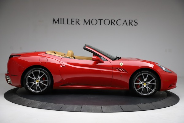 Used 2010 Ferrari California for sale Sold at Aston Martin of Greenwich in Greenwich CT 06830 9