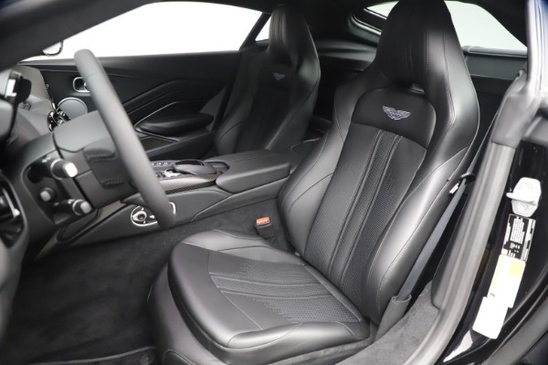 New 2021 Aston Martin Vantage for sale Sold at Aston Martin of Greenwich in Greenwich CT 06830 15