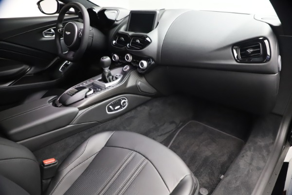 New 2021 Aston Martin Vantage for sale Sold at Aston Martin of Greenwich in Greenwich CT 06830 19