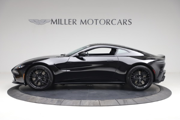 New 2021 Aston Martin Vantage for sale $178,986 at Aston Martin of Greenwich in Greenwich CT 06830 2