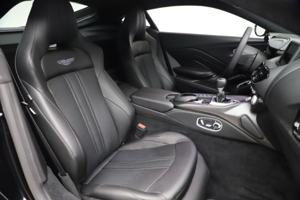 New 2021 Aston Martin Vantage for sale Sold at Aston Martin of Greenwich in Greenwich CT 06830 21