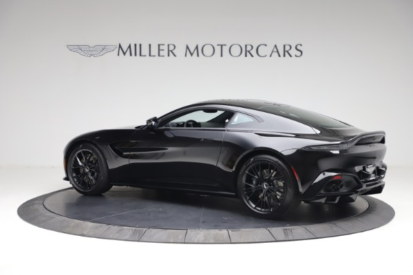 New 2021 Aston Martin Vantage for sale $178,986 at Aston Martin of Greenwich in Greenwich CT 06830 3