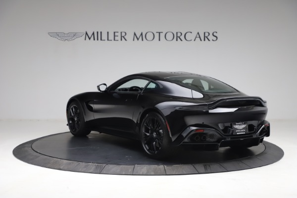 New 2021 Aston Martin Vantage for sale $178,986 at Aston Martin of Greenwich in Greenwich CT 06830 4