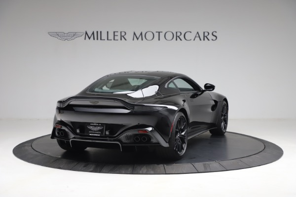 New 2021 Aston Martin Vantage for sale $178,986 at Aston Martin of Greenwich in Greenwich CT 06830 6