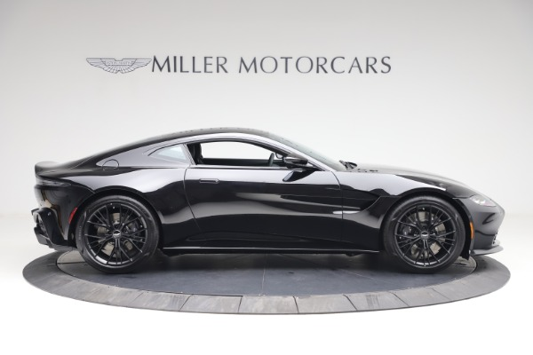New 2021 Aston Martin Vantage for sale $178,986 at Aston Martin of Greenwich in Greenwich CT 06830 8
