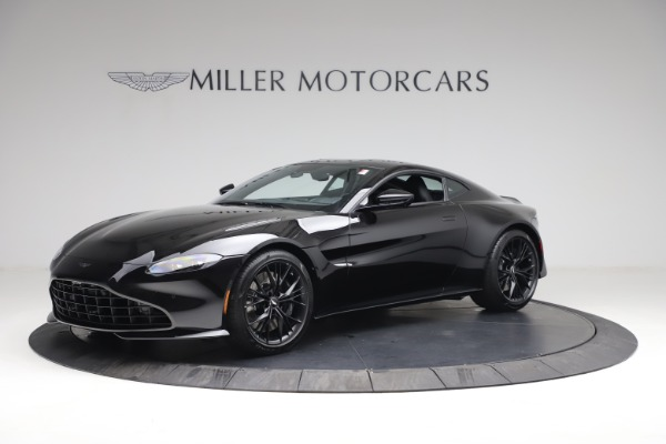 New 2021 Aston Martin Vantage for sale $178,986 at Aston Martin of Greenwich in Greenwich CT 06830 1
