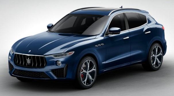 New 2021 Maserati Levante S Q4 GranSport for sale $104,835 at Aston Martin of Greenwich in Greenwich CT 06830 1