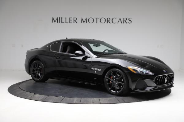 Used 2018 Maserati GranTurismo Sport for sale $89,900 at Aston Martin of Greenwich in Greenwich CT 06830 10