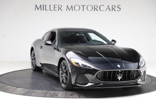Used 2018 Maserati GranTurismo Sport for sale $89,900 at Aston Martin of Greenwich in Greenwich CT 06830 11