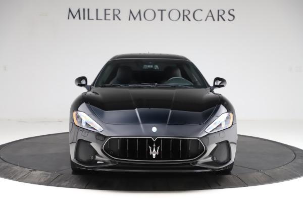 Used 2018 Maserati GranTurismo Sport for sale $89,900 at Aston Martin of Greenwich in Greenwich CT 06830 12