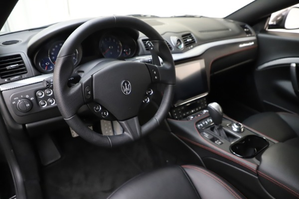 Used 2018 Maserati GranTurismo Sport for sale $89,900 at Aston Martin of Greenwich in Greenwich CT 06830 13