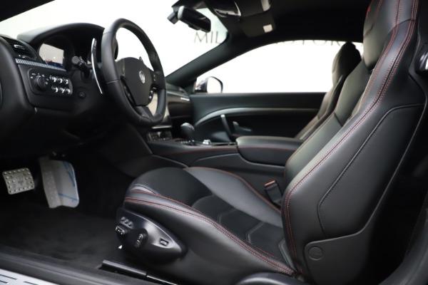 Used 2018 Maserati GranTurismo Sport for sale $89,900 at Aston Martin of Greenwich in Greenwich CT 06830 14