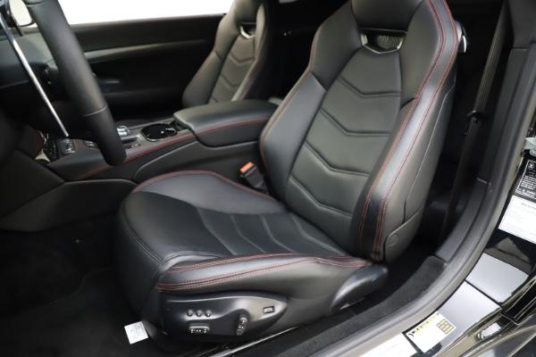 Used 2018 Maserati GranTurismo Sport for sale $89,900 at Aston Martin of Greenwich in Greenwich CT 06830 15
