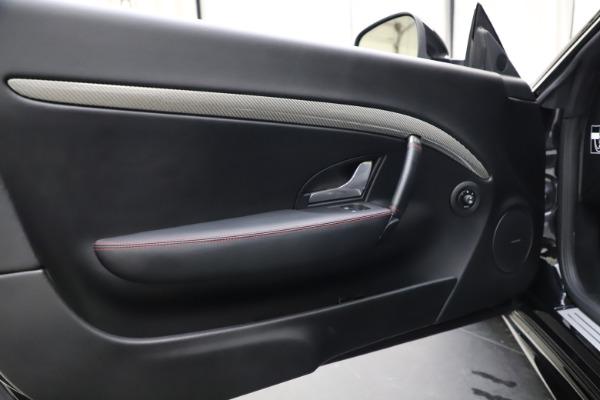 Used 2018 Maserati GranTurismo Sport for sale $89,900 at Aston Martin of Greenwich in Greenwich CT 06830 16