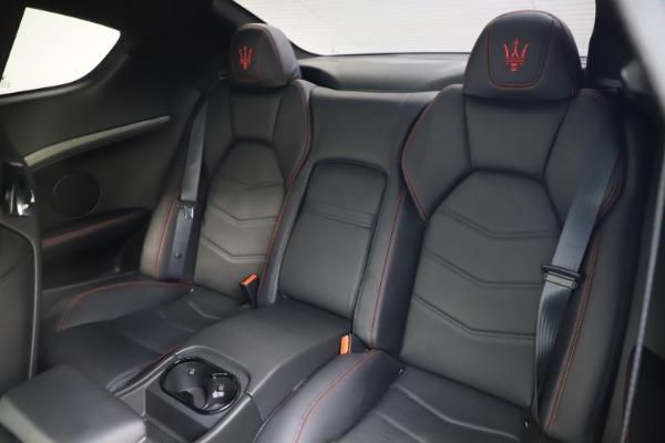 Used 2018 Maserati GranTurismo Sport for sale $89,900 at Aston Martin of Greenwich in Greenwich CT 06830 17