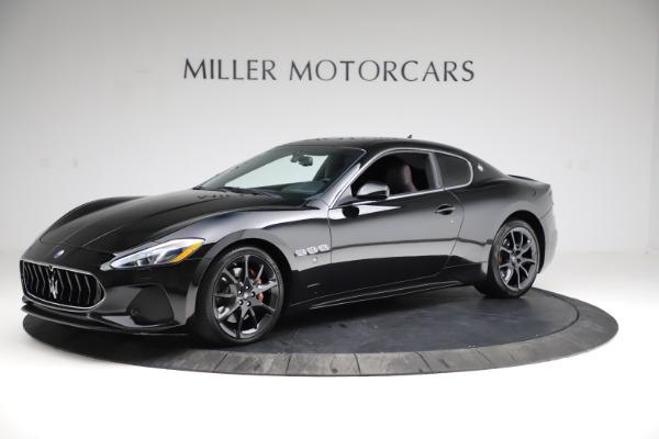 Used 2018 Maserati GranTurismo Sport for sale $89,900 at Aston Martin of Greenwich in Greenwich CT 06830 2