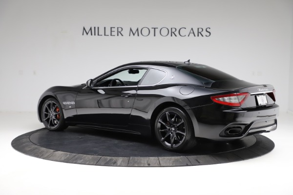 Used 2018 Maserati GranTurismo Sport for sale $89,900 at Aston Martin of Greenwich in Greenwich CT 06830 4