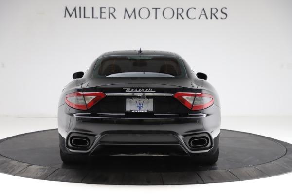 Used 2018 Maserati GranTurismo Sport for sale $89,900 at Aston Martin of Greenwich in Greenwich CT 06830 6