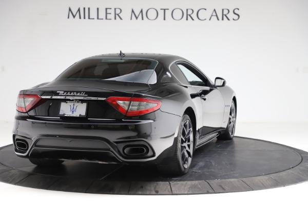 Used 2018 Maserati GranTurismo Sport for sale $89,900 at Aston Martin of Greenwich in Greenwich CT 06830 7
