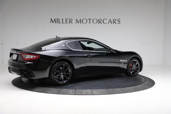 Used 2018 Maserati GranTurismo Sport for sale $89,900 at Aston Martin of Greenwich in Greenwich CT 06830 8