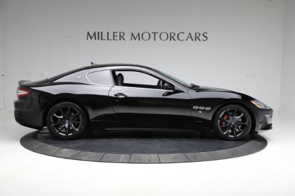 Used 2018 Maserati GranTurismo Sport for sale $89,900 at Aston Martin of Greenwich in Greenwich CT 06830 9